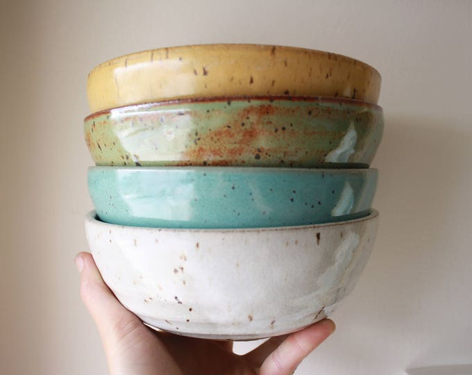Bowls - Made to Order