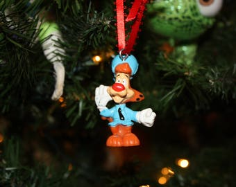 Upcycled Toy Ornaments-Bonkers