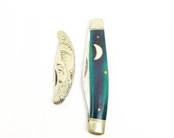 Vintage Moon Knives