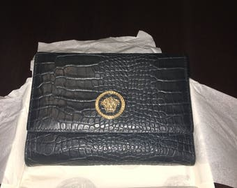 Versace Women's Leather Wallet