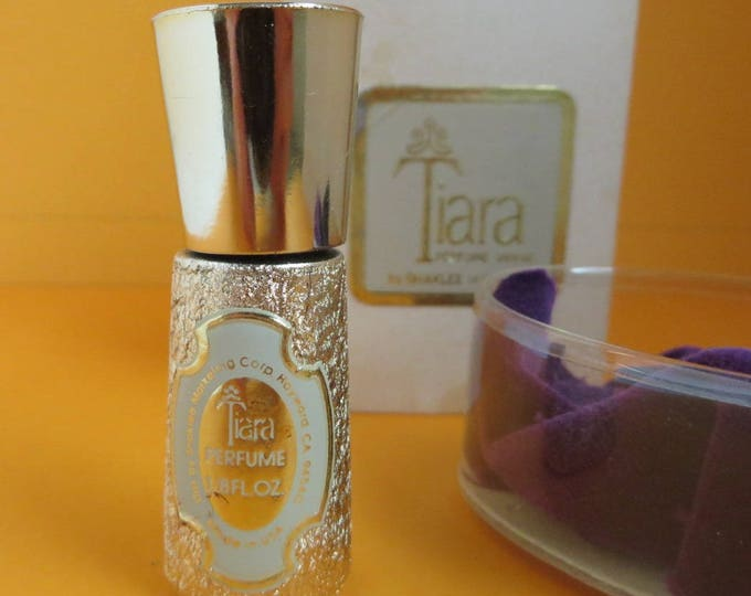 Vintage Tiara by Shaklee Perfume - 1.8 oz Perfume, New Old Stock, Collector's Fragrance