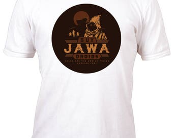 Rare Performance Jawa These Are The Droids Your Looking For Fan Art Shirt All sizes up to Plus 2x 3x 4x 5x