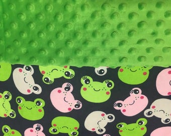 Frogs Nap Mat Set