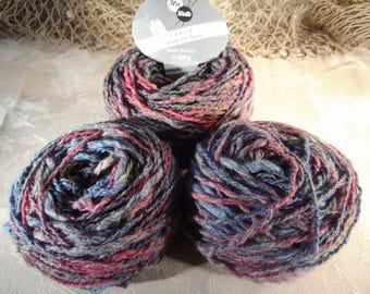 Tarak made for Skacel 50/50 Wool Acrylic Yarn - Discontinued