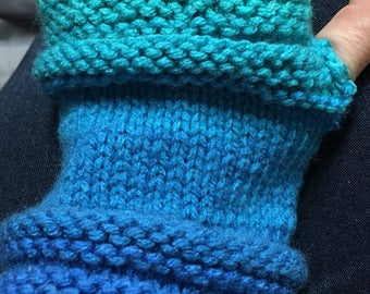 Mermaid Arm Warmers