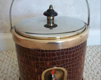 Vintage Collectible Ice Bucket (#0540)