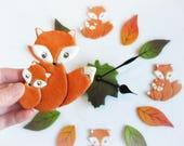 Diy wall clock for nurser...