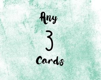 Any 3 Cards