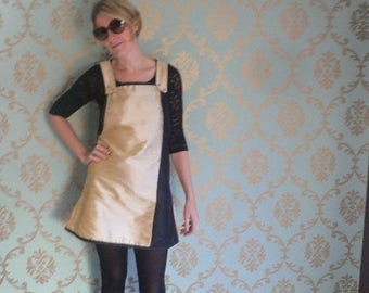 Tunic / short silk dress