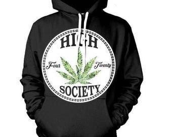 High Society Hoodie