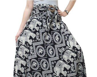 Skirt&Dress in one,Boho Skirt,comfy Wear