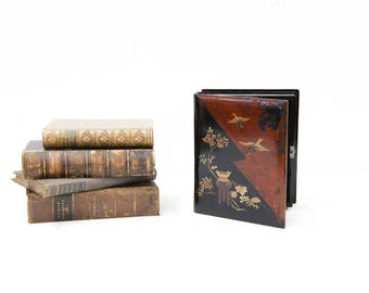 Lacquer Book Box