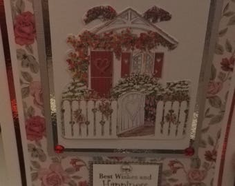 Pack of 5 Mixed Greetings Cards
