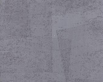 1/2 Yard - Fragile - Stamped - Graphite - Zen Chic - Brigitte Heitland - Moda - Fabric Yardage - 1632 12