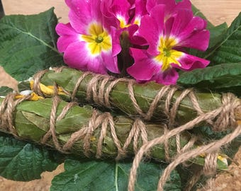 Smudging Bundle: Cleansing, Love, & Prophecy