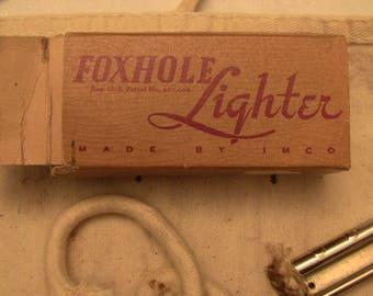 Foxhole Lighter