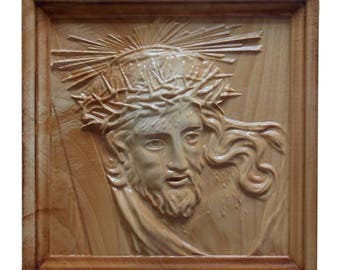 Religious Wall Decor ~ Pastor Gift ~ Religious Gifts ~ Religious Wall Art ~ Wood Wall Art ~ CNC Wood Carving  ~ Wood Decor Wall Hanging