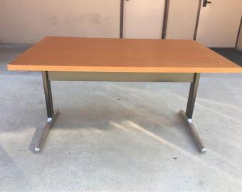 Herman Miller Table Wood Top