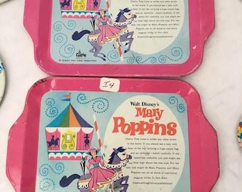 1960's mary poppins tea set