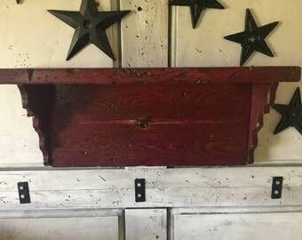 Dickens, Rustic Wood Shelves, Wood Bathroom Shelves, Shelf, Wooden Display Shelf, Rustic Shelves, Rustic Wood Shelving, Wooden Shelves