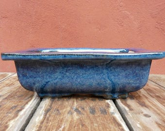 Rectangle bonsai pot, planter