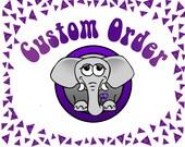 Custom Listing for Orangee52