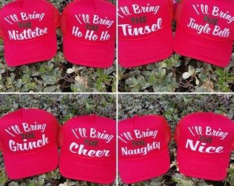 Christmas Group Hats