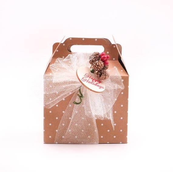 CHRISTMAS Soap DUO in BOX | Pick Two from Our Holiday Collection | Ready to Give | Send It Direct!