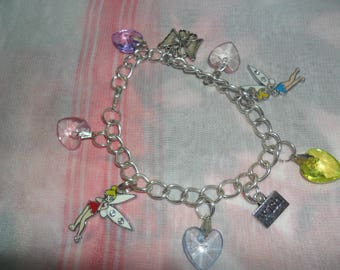 1 Beautiful handmade Charm Braclelet for special person