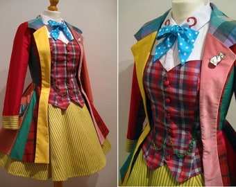 Private listing FOR KASAMYCHAN ONLY - 2nd installment for 6th Doctor costume