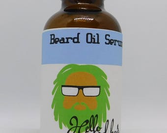Hello Good Hair - Beard Oil Serum for Him