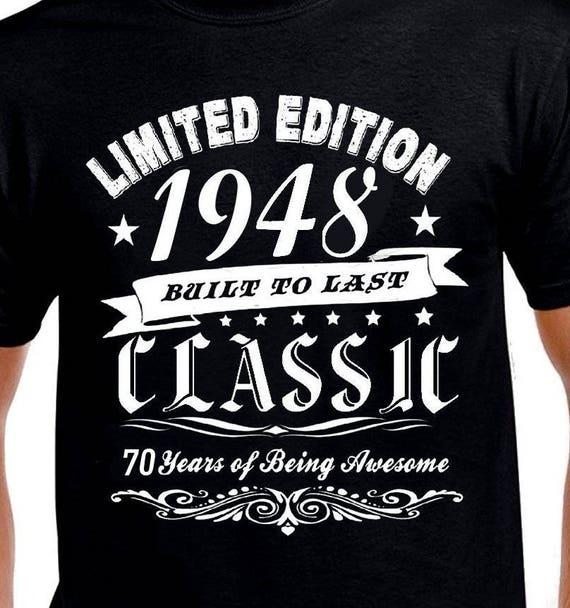 verjaardagscadeau man 70 jaar