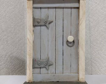 Fairy Door Grey