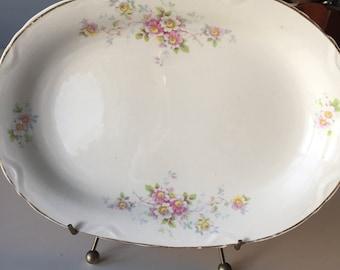 Vintage, Serving Platter.