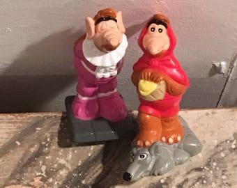 Alf Figurines