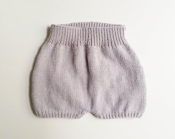 Panties for biological cotton born babies in 24 months / baby cloth bio / organic tricky bloomer baby