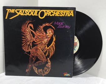 The Salsoul Orchestra Magic Journey vinyl record 1977 VG+