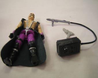 GI Joe Cobra Dr Mind bender Mindbender v1 1986 Includes cape