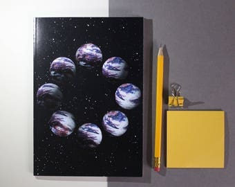 A5 *CHARON* Printed Notebook