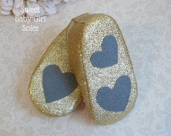 Non-Slips for the bottom of  our GOLD and SILVER SHOES Only for Hardwood Floors