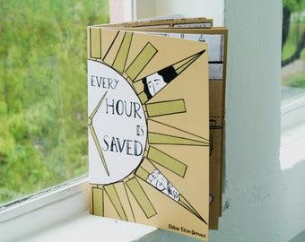 Every Hour Is Saved- Comic- Zine