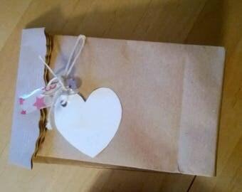 Mini paper bags-paper craft bags