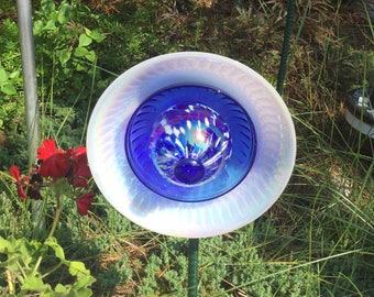 Iridescent Opal Garden Flower