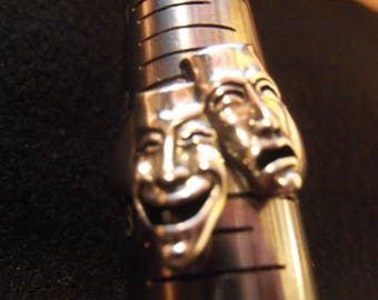 Theatre Masks Ring