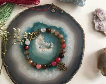 Hamsa // Protection Bracelet