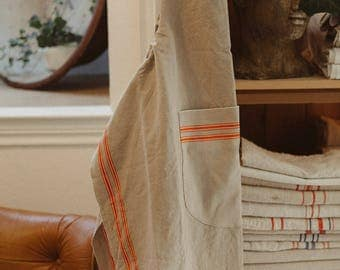 French Linen Apron