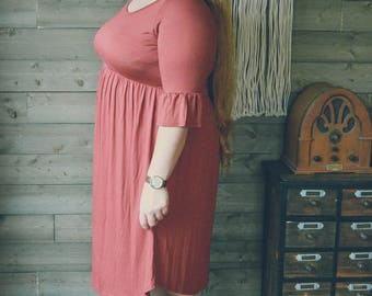 Cinnamon Belle Dress