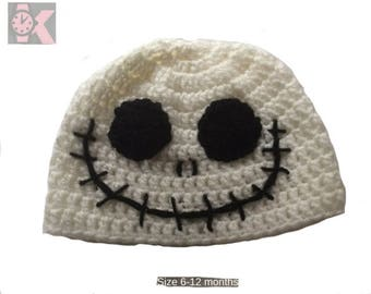 Nightmare before Christmas Wooly Beanies