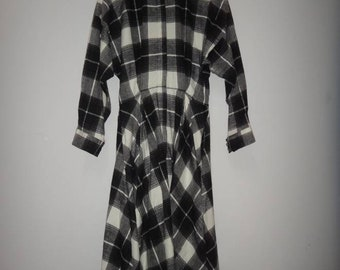 Norma Kamali Japanese Designer Sleepdress Long Dress