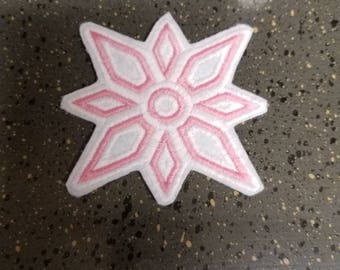 Digimon- Crest of Light Sew on Patch